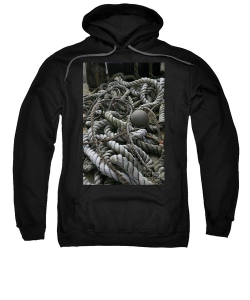 Ropes And Lines Sweatshirt