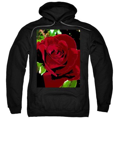 Rose Bloom Sweatshirt
