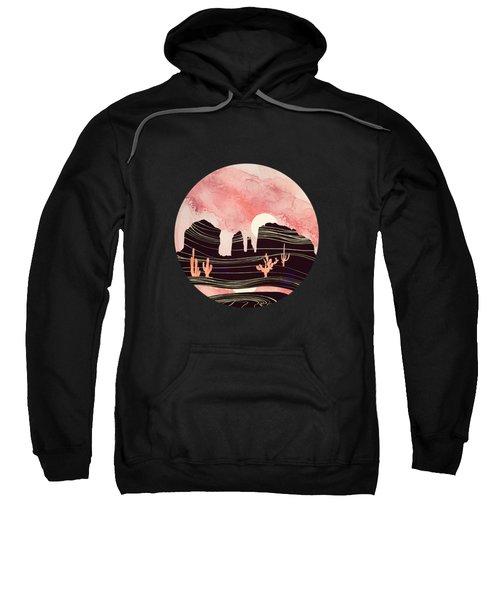 Rose Desert Sweatshirt