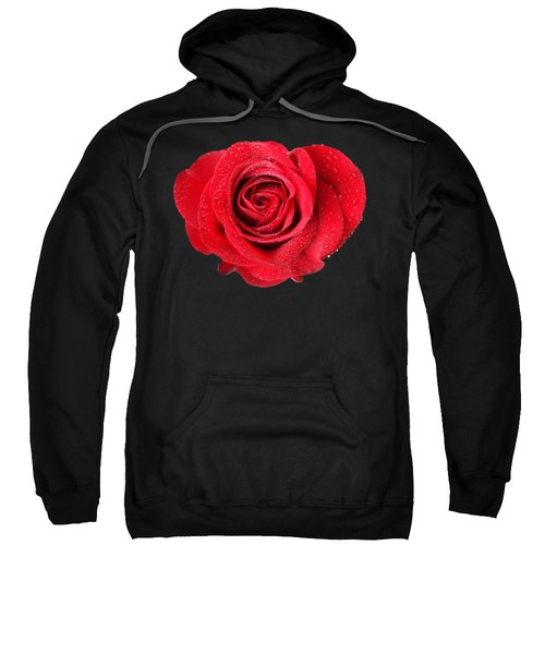 Rose Hearts Sweatshirt