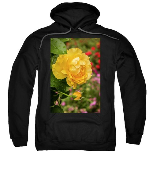 Rose, Julia Child Sweatshirt