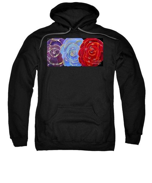 Rose Medley Sweatshirt