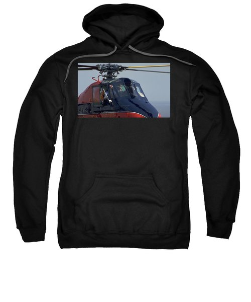 Royal Helicopter Sweatshirt