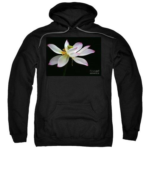 Royal Lotus Sweatshirt