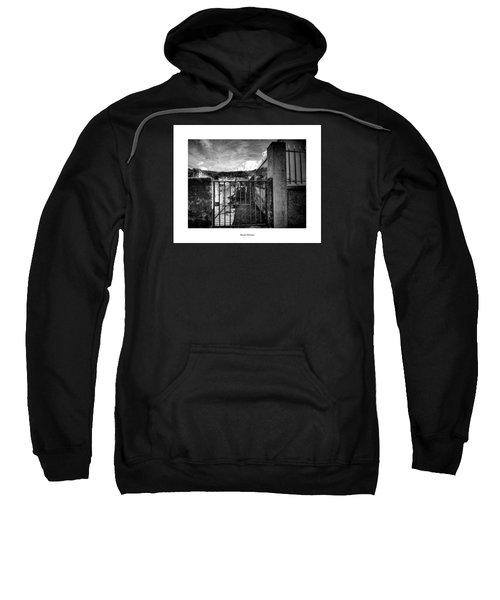 Sweatshirt featuring the photograph Royal Orleans by Joseph Amaral
