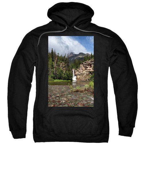 Running Eagle Falls Sweatshirt