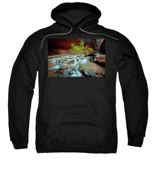 Rush At Narrows Sweatshirt