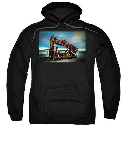 Rusty Forgotten Shipwreck Sweatshirt