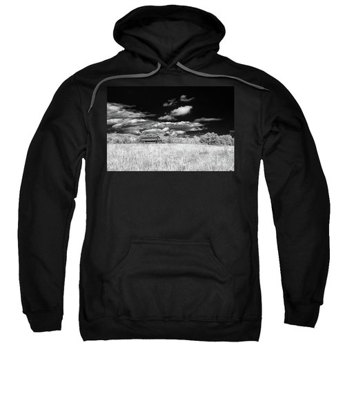 S C Upstate Barn Bw Sweatshirt