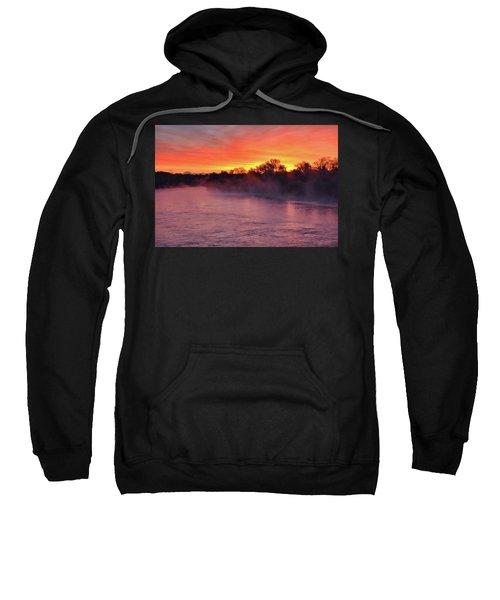 Sacramento River Sunrise Sweatshirt