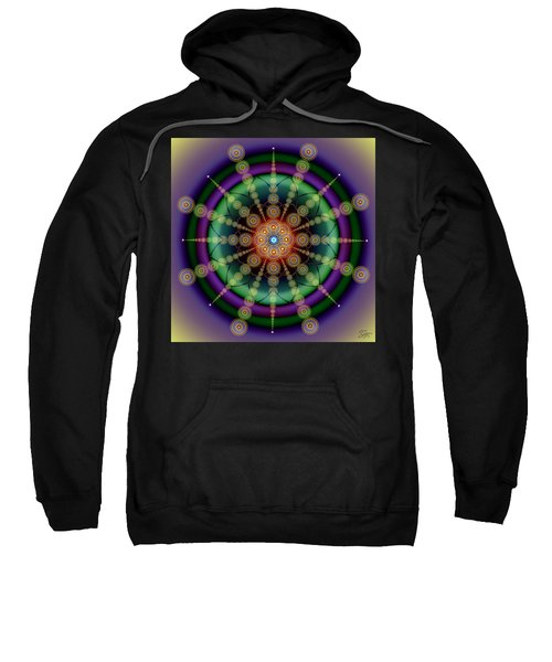Sacred Geometry 652 Sweatshirt