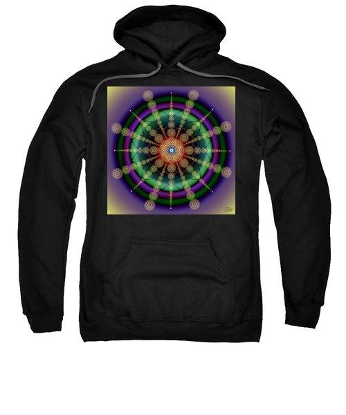 Sacred Geometry 652 Sweatshirt