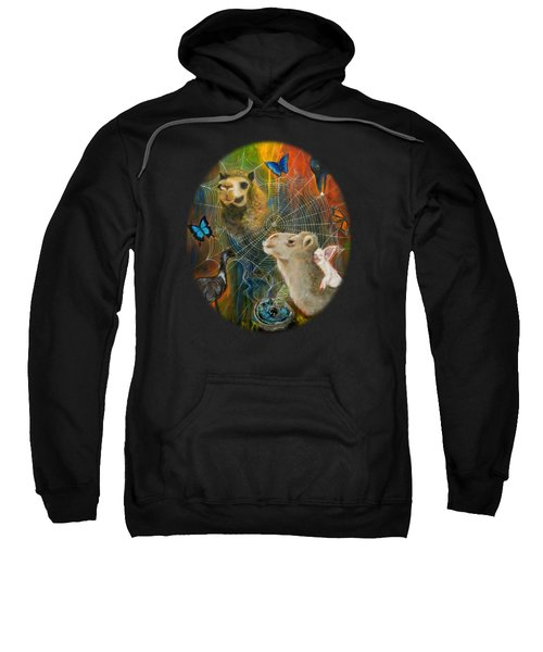 Sacred Journey Sweatshirt