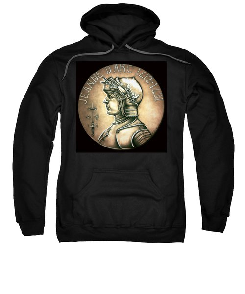 Saint Joan Of Arc Sweatshirt