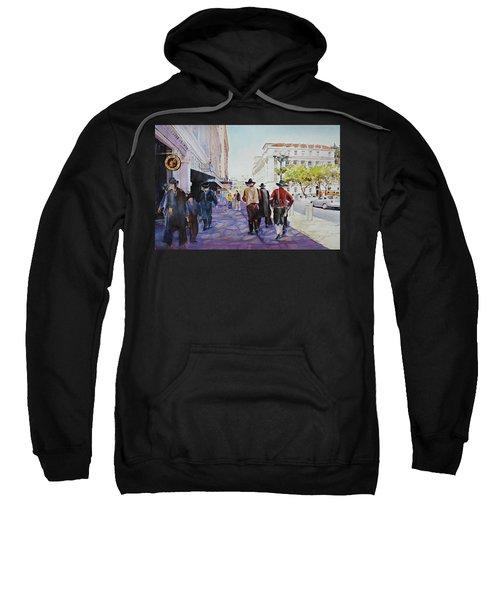 San Antonio Cowboys Sweatshirt
