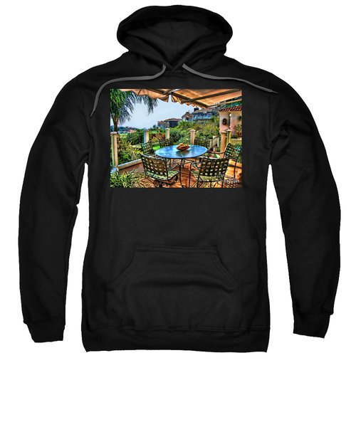 San Clemente Estate Patio Sweatshirt