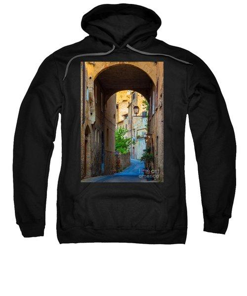 San Gimignano Archway Sweatshirt