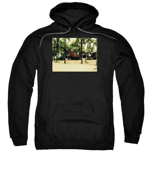 Sandy  Beaches Sweatshirt