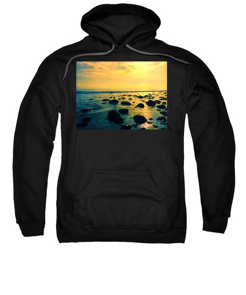 Santa Barbara California Ocean Sunset Sweatshirt