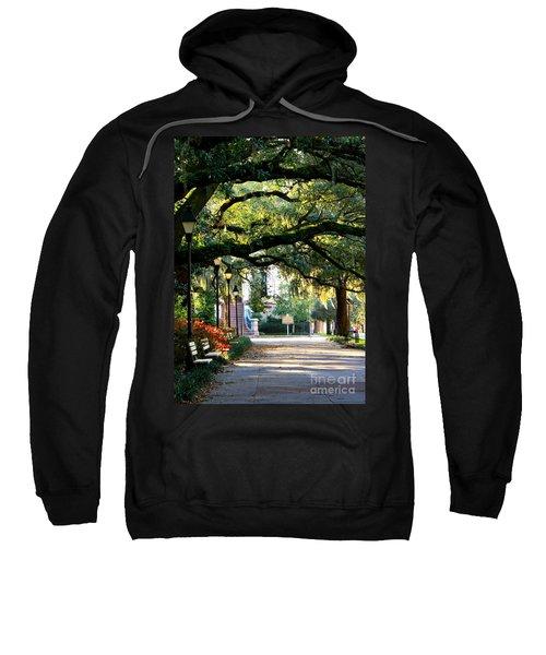 Savannah Park Sidewalk Sweatshirt
