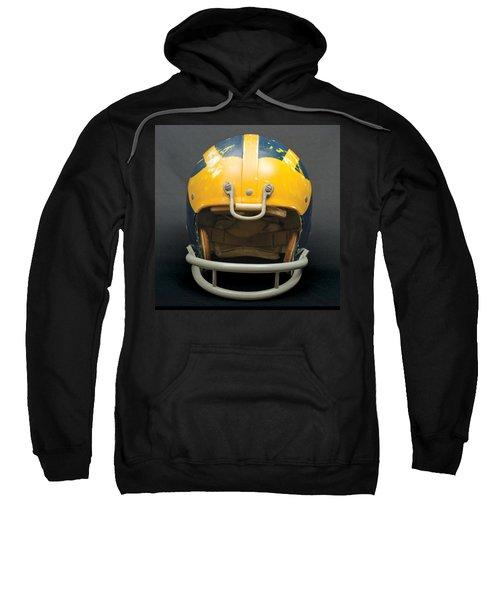 Scarred 1970s Wolverine Helmet Sweatshirt