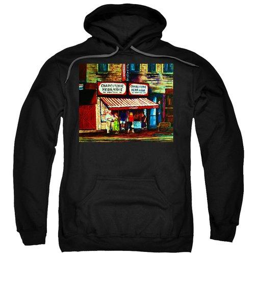 Schwartzs Famous Smoked Meat Sweatshirt