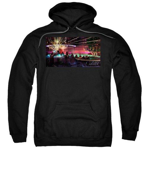 Sci-fi Lounge Sweatshirt