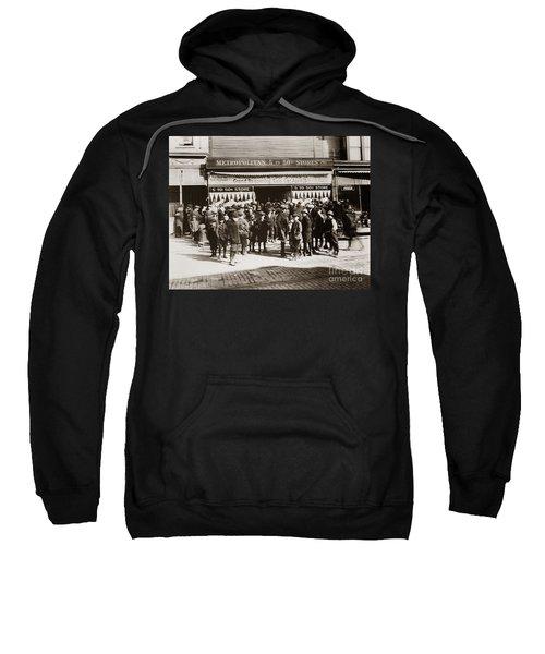 Scranton Pa Metropolitan 5 To 50 Cent Store Early 1900s Sweatshirt