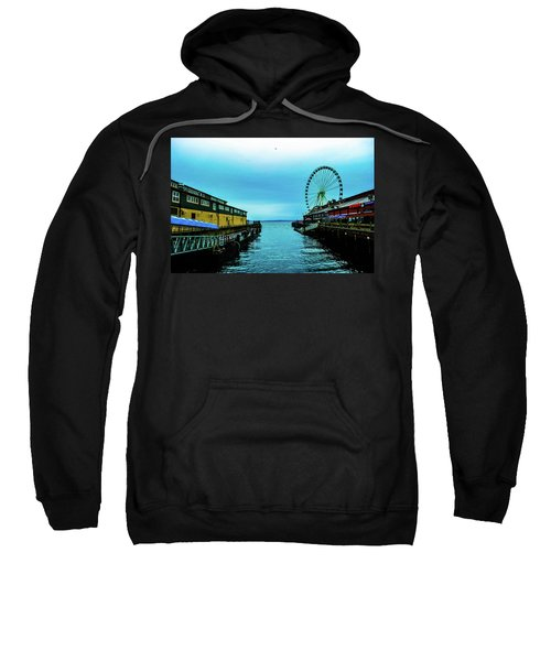 Sea Side, Seattle 2 Sweatshirt
