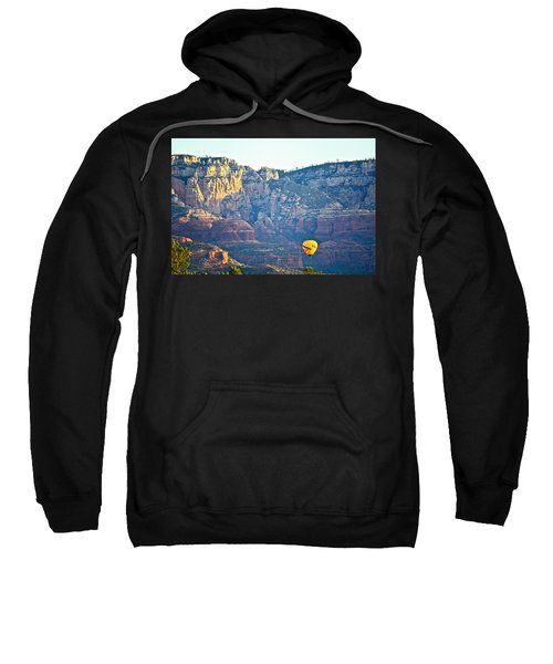 Sedona Morning  Sweatshirt