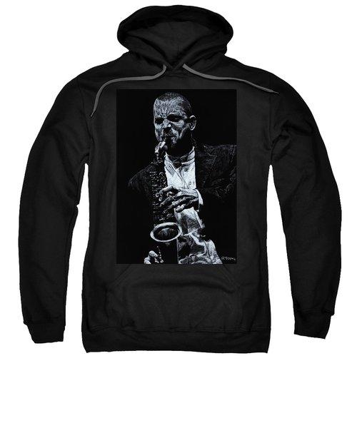 Sensational Sax Sweatshirt