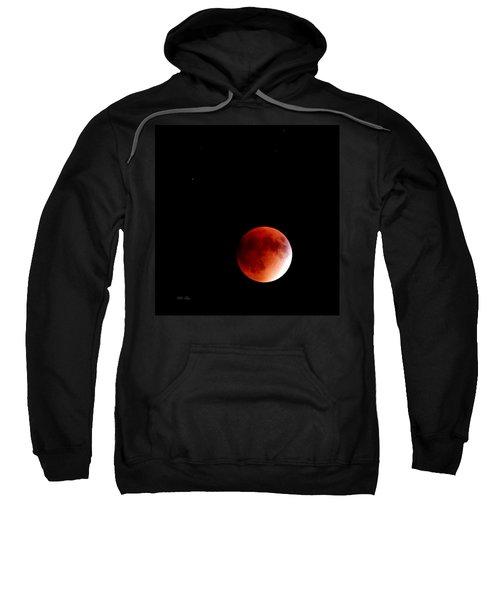 September Bloodmoon 2015 Sweatshirt