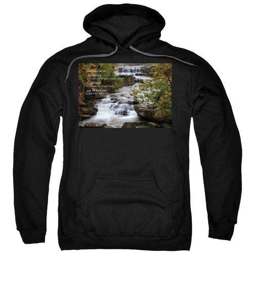 Serenity Prayer Sweatshirt