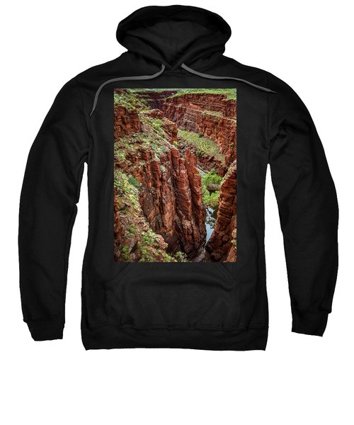 Serious Crags Sweatshirt