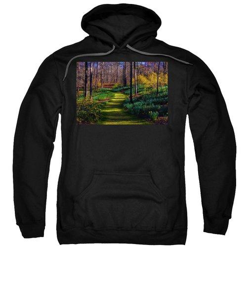 Shaded Spring Stroll Sweatshirt