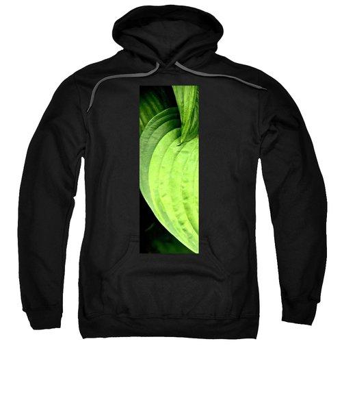 Shades Of Green Sweatshirt