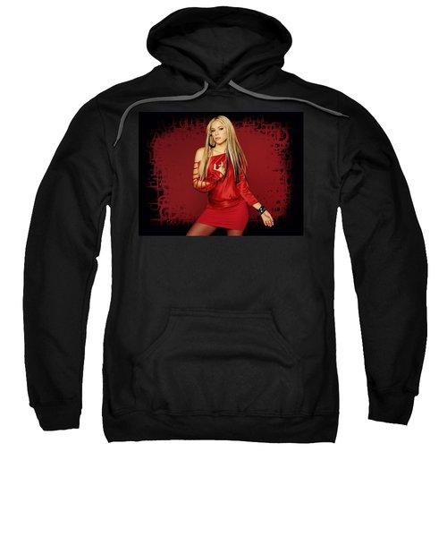 Shakira 34 Sweatshirt