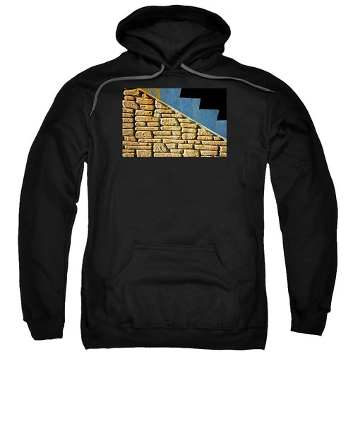 Shapes And Forms Of Station Stairway Sweatshirt