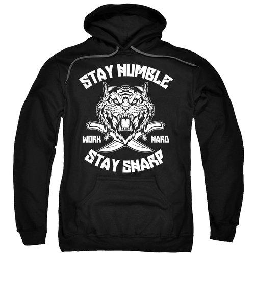 Sharp Tiger Sweatshirt