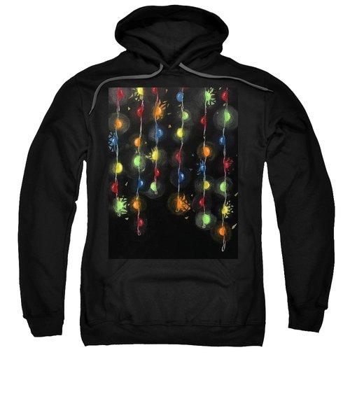 Shattered Lights Sweatshirt