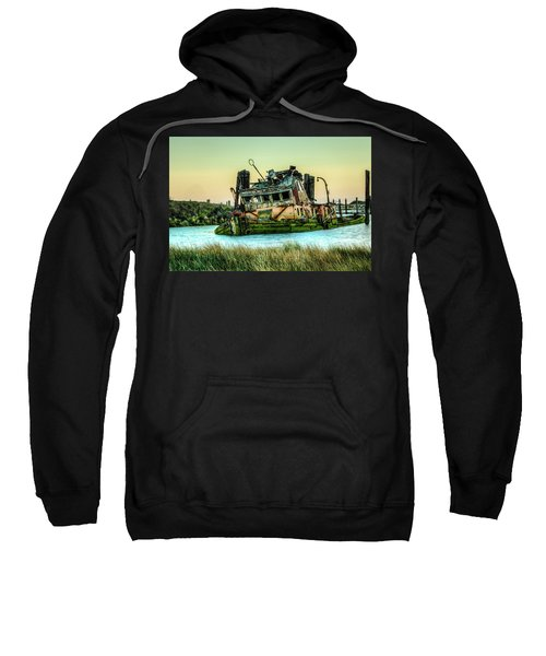 Shipwreck - Mary D. Hume Sweatshirt