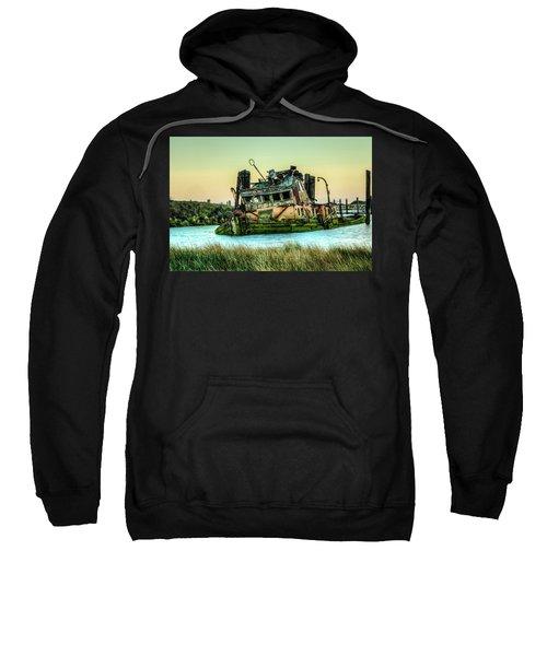 Shipwreck - Mary D. Hume Sweatshirt