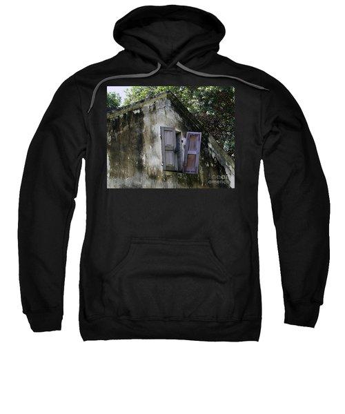 Shuttered #3 Sweatshirt