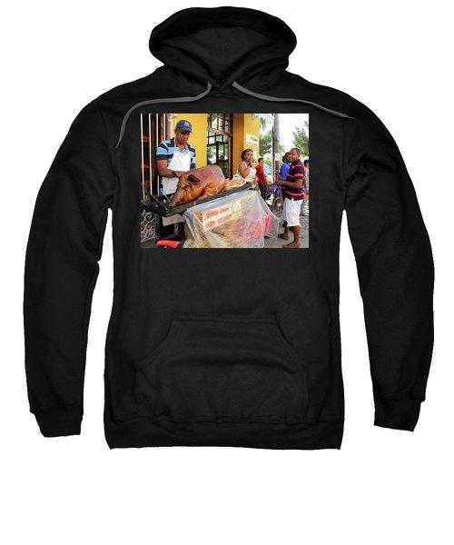 Sidewalk Cafe Sweatshirt