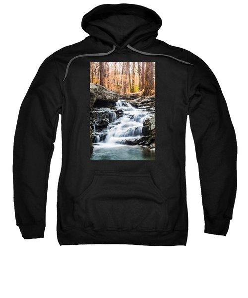 Autumn At Moss Rock Preserve Sweatshirt