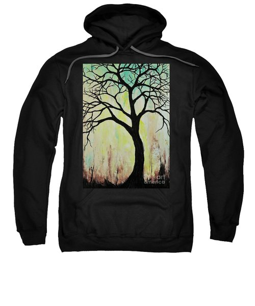 Silhouette Tree 2018 Sweatshirt
