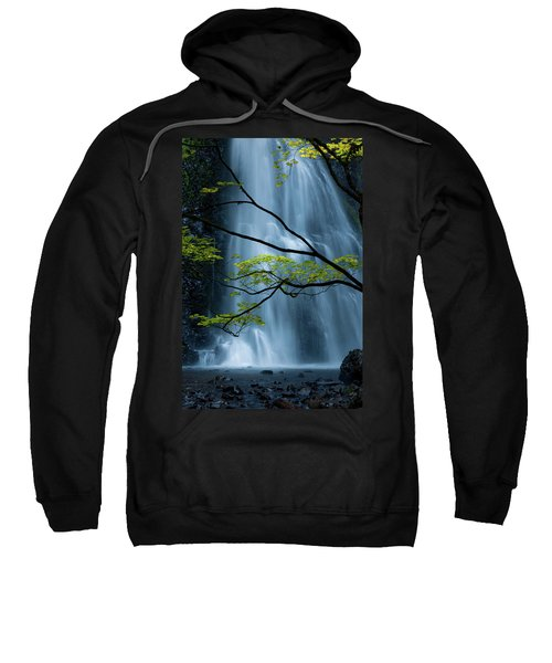 Silver Fall Sweatshirt