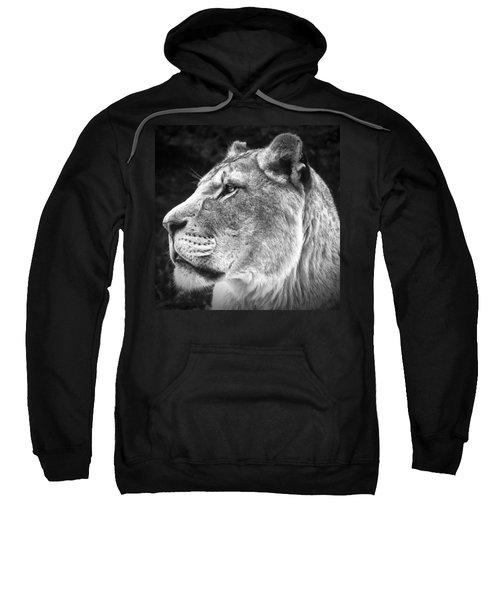 Silver Lioness - Squareformat Sweatshirt