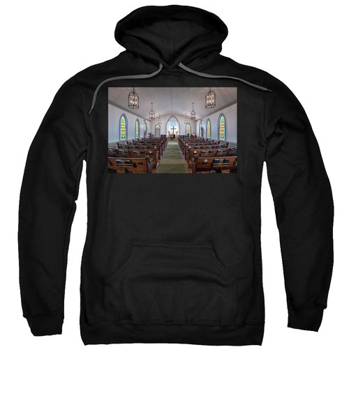 Simple Worship Sweatshirt