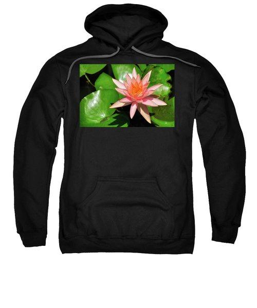 Single Flower Sweatshirt
